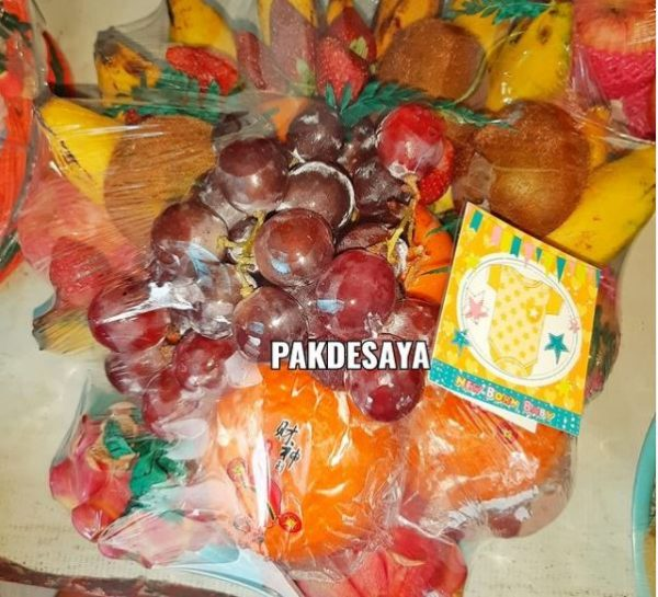 Thank Giving Parcell Buah